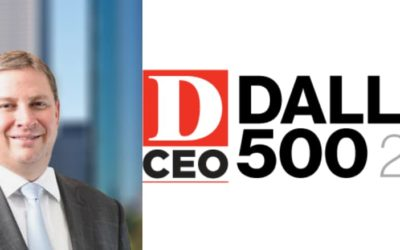 Jason Ferguson Named as One of the Most Powerful Business Leaders in North Texas by D CEO