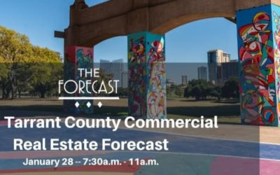 Calvetti Ferguson Sponsors 2021 Tarrant County Commercial Real Estate Forecast