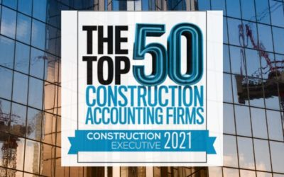 Calvetti Ferguson Recognized as one of the Top 50 Construction Accounting Firms